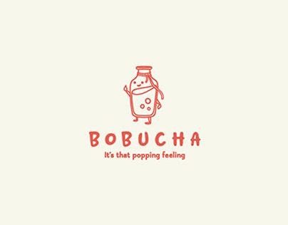 Bobucha - Brand Identity & Packaging Design