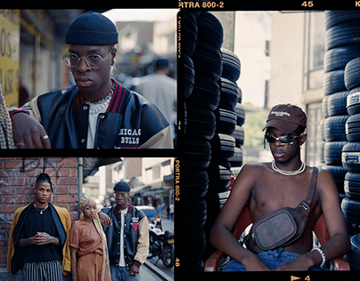 Retratos del Barrio.