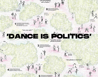 'Dance is politics'