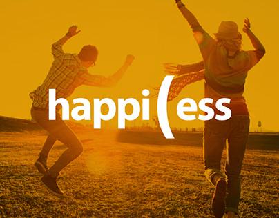 Logo Design : Happi(ess