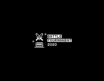 Battle Tournament event 2020 (Branding)