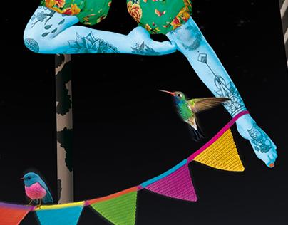 20ª Fira de Circ i Animació al Parc de St Martí