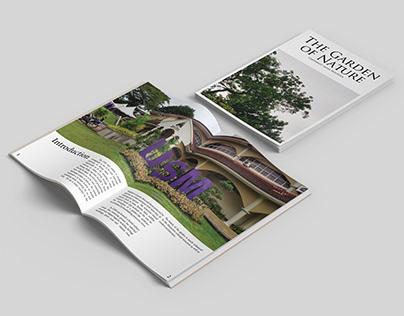 The Garden of Nature (Magazine Design)