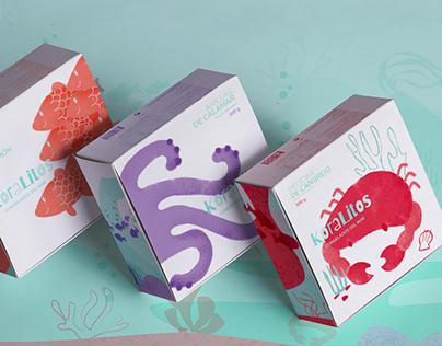 KORALITOS - Graphic Design: Packaging