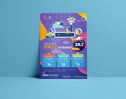 Internet - Promotional Flyer