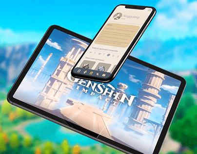 Genshin Impact Guide App