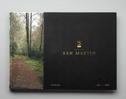 Rancho San Martín/Branding