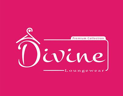 DIVINE LOUNGEWEAR™ logo Premium Collection