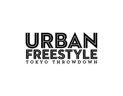 Urban Freestyle: Tokyo Throwdown   Title Designs