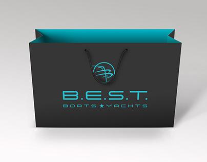 Graphic design project - branding development