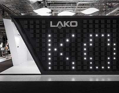 LAKO fair stand