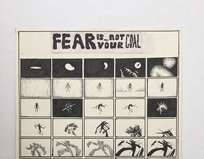 Fear is not your goal