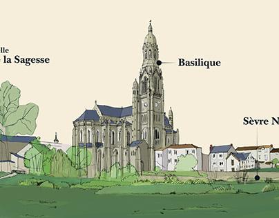 Parcours Saint-Laurent-sur-Sèvre