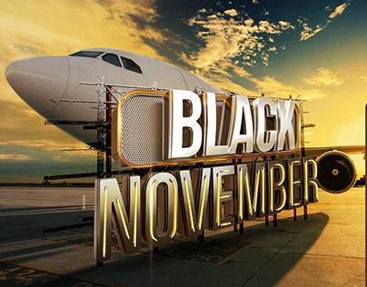 BLACK NOVEMBER 3D