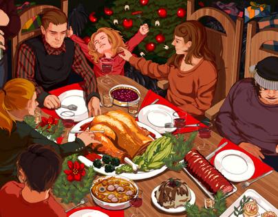 Merry R.I.P. mas