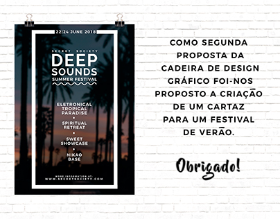 Deep Sounds Summer Festival