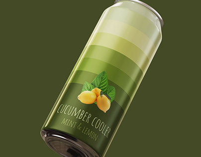 Food and Juice Packaging Design