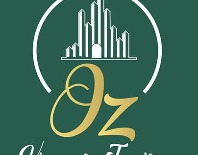 Oz Viagens e Turismo - Desenvolvimento de Marca
