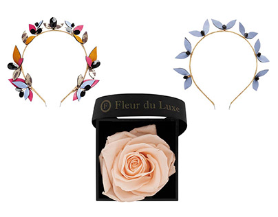 Women's accessories photography