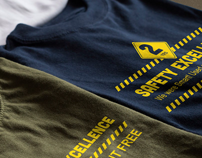 Safety Excellence Tees
