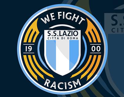 S.S.LAZIO FIGHT RACISM