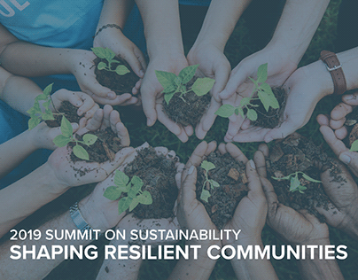 2019 SUMMIT ON SUSTAINABILITY BRANDING AND DESIGN