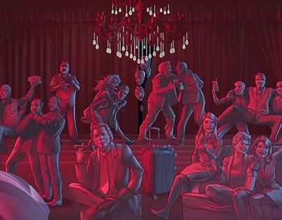 O Teatro das Tesouras | Animação