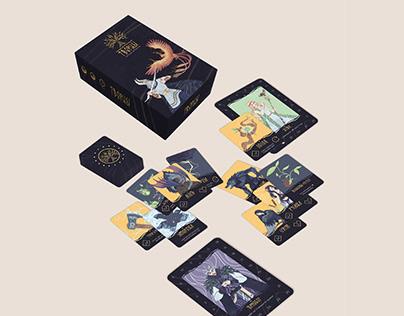 «Makers». board game design