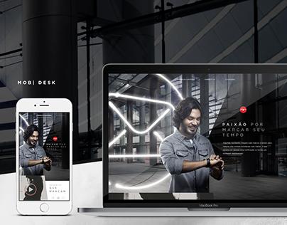 Technos Connect | Web Desktop