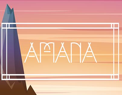 [GAME] Global Game Jam 2016: AMANA