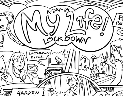 A day in my Life-Lockdown