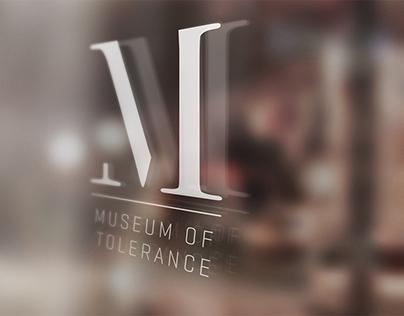 Museum Of Tolerance Signage