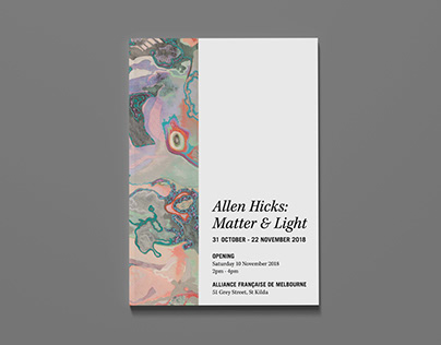 Allen Hicks Exhibition