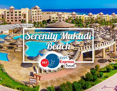 Serenity Makadi Beach - Hurghada
