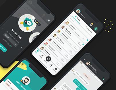 Lingbe app — UX/UI redesign