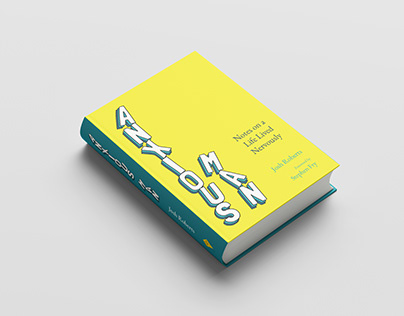Anxious Man book cover