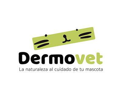 Dermovet logo
