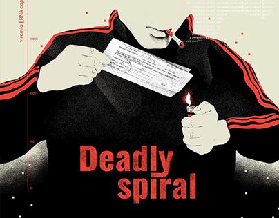 Coda – Deadly Spiral