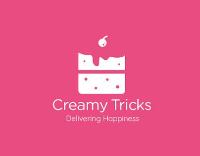 Identity Design | Creamy Tricks