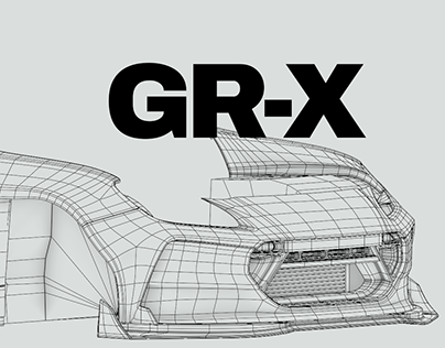 2022 Toyota GR-X
