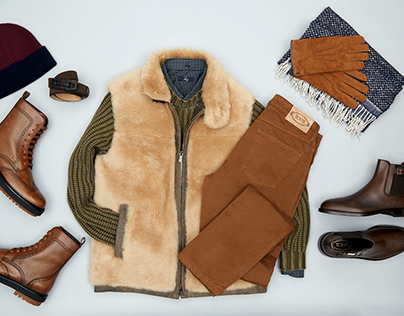 Newsletter - Trend Report for Man - styling and copy