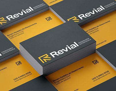 Revial | Naming & Visual ID