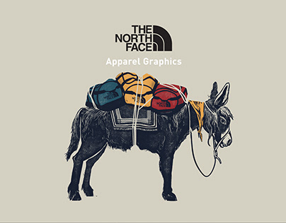 The North Face - Apparel Graphics
