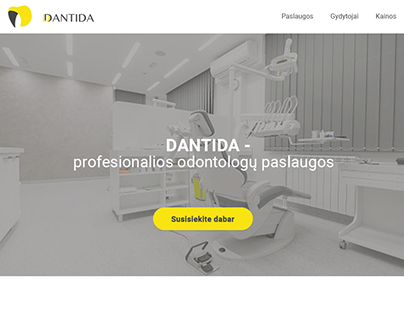 "Odontology Clinic ""Dantida"""