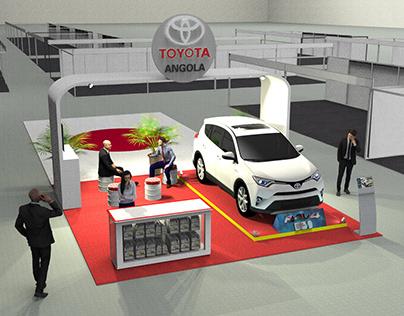 Stand Toyota FILDA 2019 Proposta V3