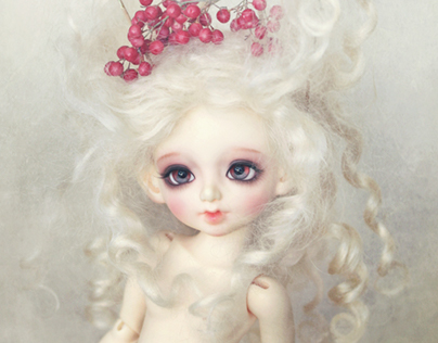 Doll Photography - Gray - Ongoing Project