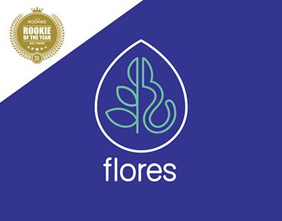 Flores - Branding