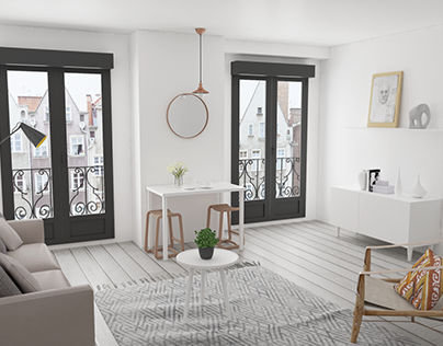 Apartment in the old town