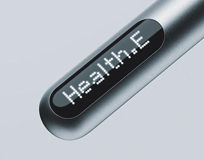 Health-E Thermometer