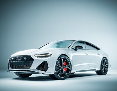Audi RS7 Sportback - CGI